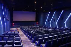 Znalezione obrazy dla zapytania cinema hall design