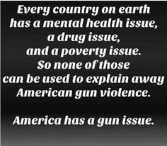 How is NRA different from the KKK? :-$ O:-) :-$ :'(....... STOP GUN RIGHTS ABUSE! :-\.... STOP LEGISLATIVE BLOCKING OF RESEARCH ON GUN VIOLENCE!