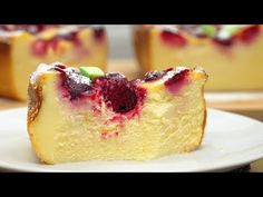Czech Recipes, Russian Recipes, Breakfast Recipes, Dessert Recipes, Desserts, Easy Eat, Pastry Cake, Food Cakes, Flan