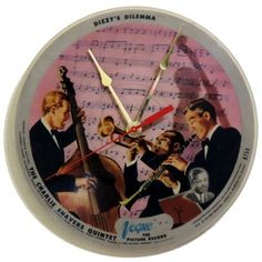 Image result for 78 Vogue picture discs X Picture, Music Instruments, Vogue, Clock, Image, Watch, Musical Instruments, Clocks, The Hours