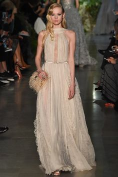 Dreamy. Elie Saab Couture 15.