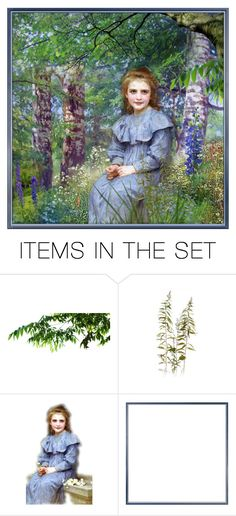 """""""Birch Grove"""" by madam ❤ liked on Polyvore featuring art"""