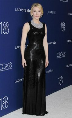 2016 Costume Designers Guild Awards - Cate Blanchett's enviable style