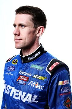 Carl Edwards - NASCAR Sprint Cup Series Stylized Portraits