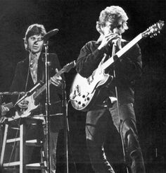 9- January 3, 1974 - Bob Dylan & The Band Chicago Stadium
