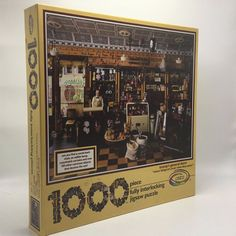 Trump's General Store: Where Things are Never What they Seem 1000 Piece Puzzle   #Ceaco