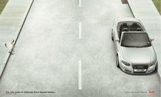 Fantastic Audi ad.