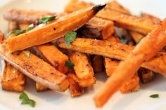 PALEO SWEET POTATO FRIES - PALEO RECIPE
