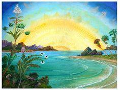 Joseph Parker - Sunrise in Paradise