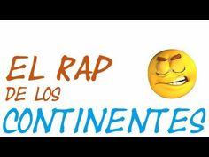 RAP ¿Cuántos continentes hay en la tierra? - YouTube