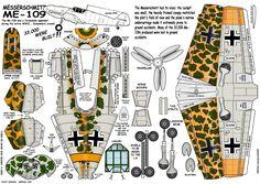 Messerschmitt BF109 E (HQ)