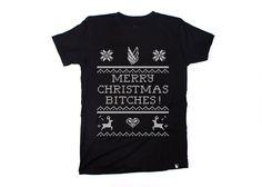 También tenemos este diseño para playera! Pide el tuyo en www.stkm.co y aprovecha las promociones. . . . #kichink #accesories #sales #streetstyle #streetwear #tshirt #christmas #bitches