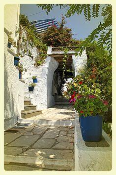 Arnados Village Tinos Greece