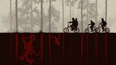 Check out this awesome collection of Stranger Things Aesthetic Desktop wallpapers, with 62 Stranger Things Aesthetic Desktop wallpaper pictures for your desktop, phone or tablet. Wallpaper Pc, Stranger Things Art, Wallpaper, Stranger Things Aesthetic, Art, Creative Art, Art Wallpaper
