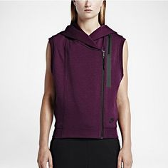 Nike Tech Fleece Nike tech fleece women's vest $54 on Mërçærî Nike Jackets & Coats Vests