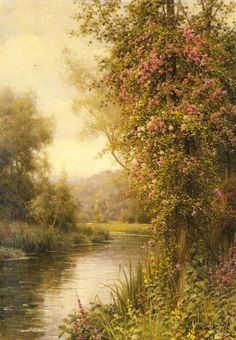 Pinturas de Louis Aston Knight!
