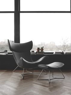 Emblematic Imola chair, a design icon from BoConcept
