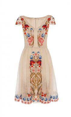 Mini Toledo Dress - Timperley London
