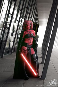 A shot of my Darth Talon cosplay! I debuted this at PAX Aus 2015 and was so happy with the reaction I got! I'm so happy to have this photo by Charmaine Morgan Photography! And edited by Sean Fernan...