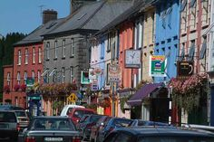 Clonakilty -- stayed here during a family trip to the Emerald Isle in 1997--definitely want to go back!
