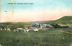 http://www.ebay.com/itm/Hand-Colored-Postcard-View-South-West-over-Draper-Virginia-used-in-1911/361872658723?_trksid=p2047675.c100011.m1850