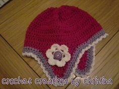 Girls hat Girl With Hat, My Design, Crochet Hats, Girls, Fashion, La Mode, Fashion Illustrations, Fashion Models, Girlfriends