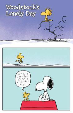 KaBOOM Peanuts Series 2, #15 - Woodstocks Lonely Day 1