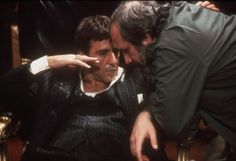 Scarface writer Oliver Stone wrote the film while battling his own addiction to cocaine. (x) Scarface (1983)