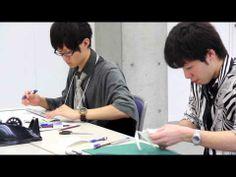 京都精華大学 ポピュラーカルチャー学部 ファッションコース WS - YouTube