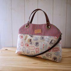 artchala handmade: handcarry Bag