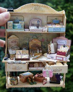"""""""Naphtaline"""". The shelf"""
