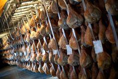 Il prosciutto di San Daniele - San Daniele del Friuli (UD)