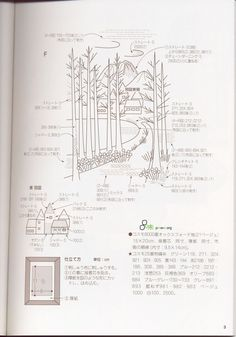 小宝妈_新浪博客 - Embroidery Country House Pattern F