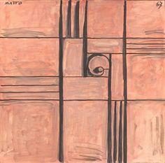 Francisco Matto, Constructivo rosa con caracol, 1967, Cecilia de Torres, Ltd.