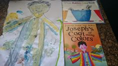 Week #6: Joseph's Coat of Many Colors and Weather (#Homeschool Kindergarten and Preschool Learning) and a #Freebie!