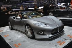 Seven Reasons Why Having Spyker Back is a Good Thing - 4. The next model will be much more affordable