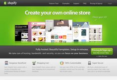 #Shopify is the best #eCommerce solution that can be chosen by anyone, no matter whether a professional or newbie.