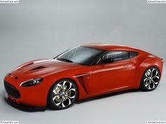 Aston Martin V12 Zagato Concept (2011)