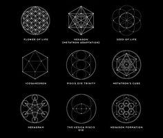 Sacred geometry 1