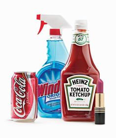 Coca-Cola can, Windex, Heinz Ketchup, lipstick | A handy keep-or-toss guide to 77 foods, beauty products, and household goods.