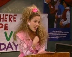 jessie-valley-girl`saved by the bell
