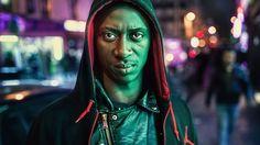 ( A Stranger ) by BenoitPaille.deviantart.com