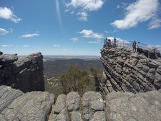 Pinnacles, Grampians National Park, Australia Melbourne To Adelaide, Cheap Web Hosting, Mount Everest, National Parks, Australia, Mountains, Travel, Viajes, Destinations