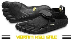 The KSO closely approximates the barefoot-feel, which is why they are one of  Vibram's best sellers!