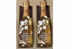 Um dos champagnes mais caros do mundo, uma caixa de 12 garrafas do Perrier-Jouet, da Pernod-Ricard, já foi vendida por US$ 150 mil (R$ 250 mil). O recorde para a bebida, no entanto, fica por conta do Shipwrecked 1907, de US$275 mil (R$ 458 mil)