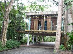Museu Chácara do Céu, no bairro de Santa Teresa