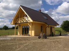 Projekt domu Sosenka 4 - fot 1