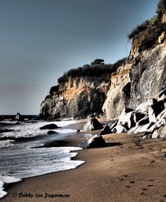 Fogarty Creek Beach - Oregon Coast