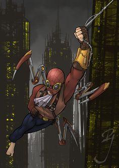 Google Image Result for http://www.steampunk.com/wp-content/uploads/Steampunk_Spiderman_by_JPJohansson.jpg