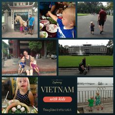 Organised Chaos in Vietnam; A brilliant adventure with kids | Travel Diary | BabyGlobetrotters.Net
